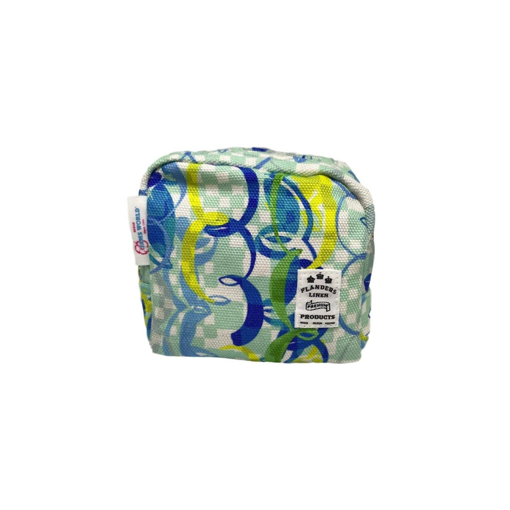 Flanders Box Pouch - Ocean Party - jamsworld.com