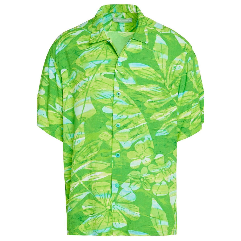 Men's Retro Shirt - Seagrass - jamsworld.com