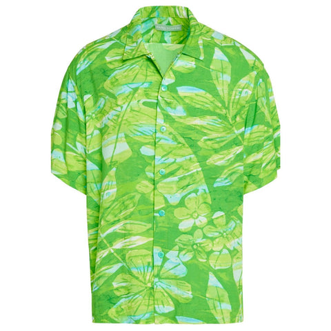 Men's Retro Shirt - Seagrass