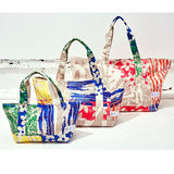Flanders Tote Medium - Aloha - jamsworld.com