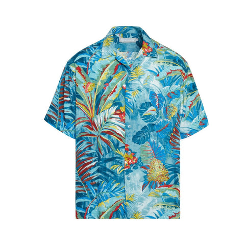 Men's Retro Shirt - Kamuela