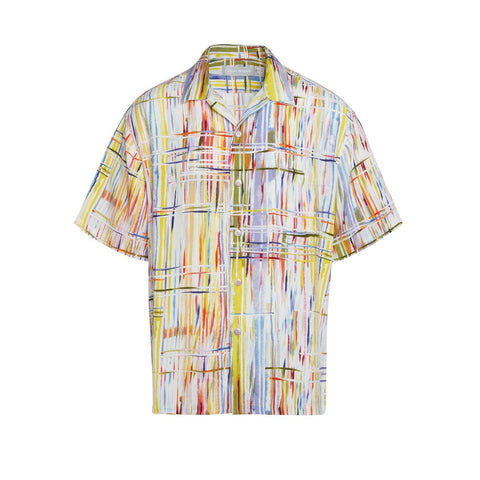 Men's Retro Shirt - Viola Twist