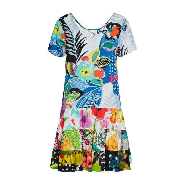 Hattie Dress - Tropical Love - jamsworld.com