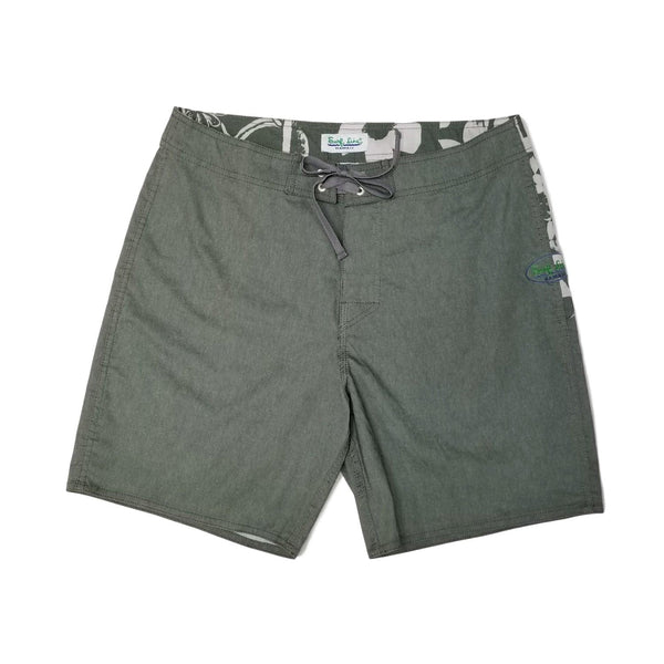 Lo'i Green - Contemporary Boardshorts - jamsworld.com