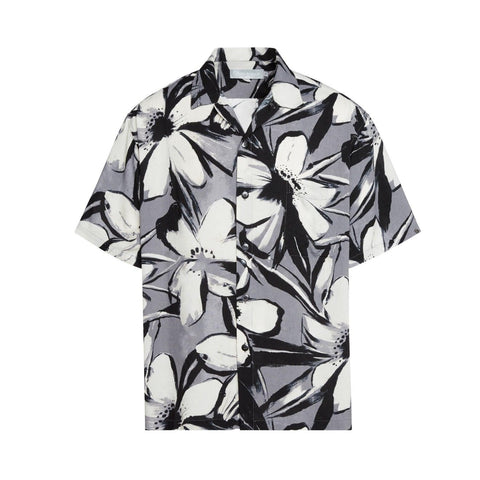 Men's Retro Shirt - Lily Moon