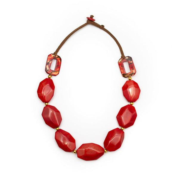 Tagua - Pichincha Necklace