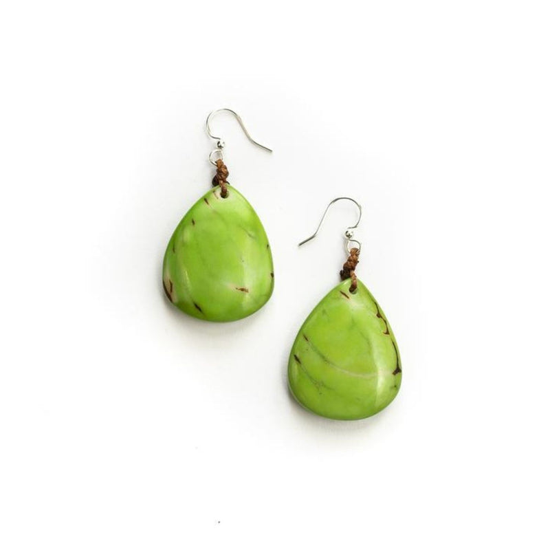 Tagua- Andrea Earrings