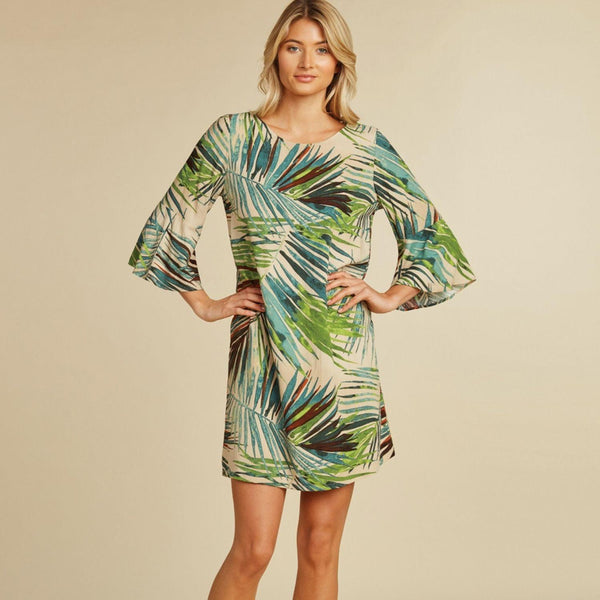 Harper Dress - Waimea