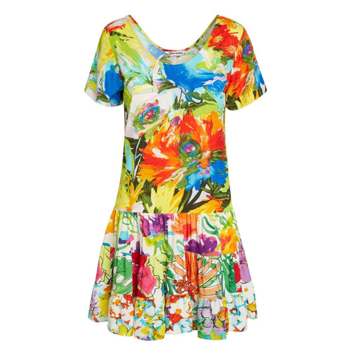Hattie Dress - Floral Breeze