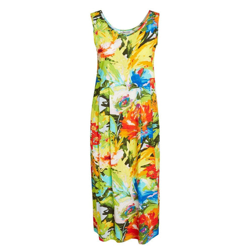Janice Dress - Floral Breeze