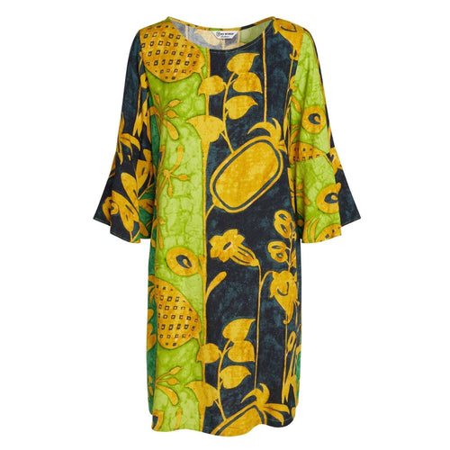 Harper Dress - Pineapple Patch