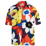 Men's Retro Shirt - Bamboo Orchid - jamsworld.com
