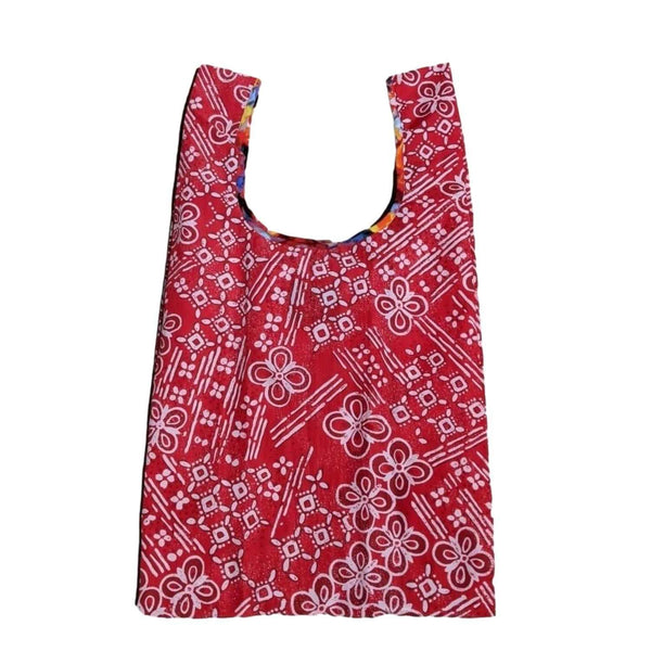 "ReAloha ""Reusable Tote Bag"" - Red Bandana"