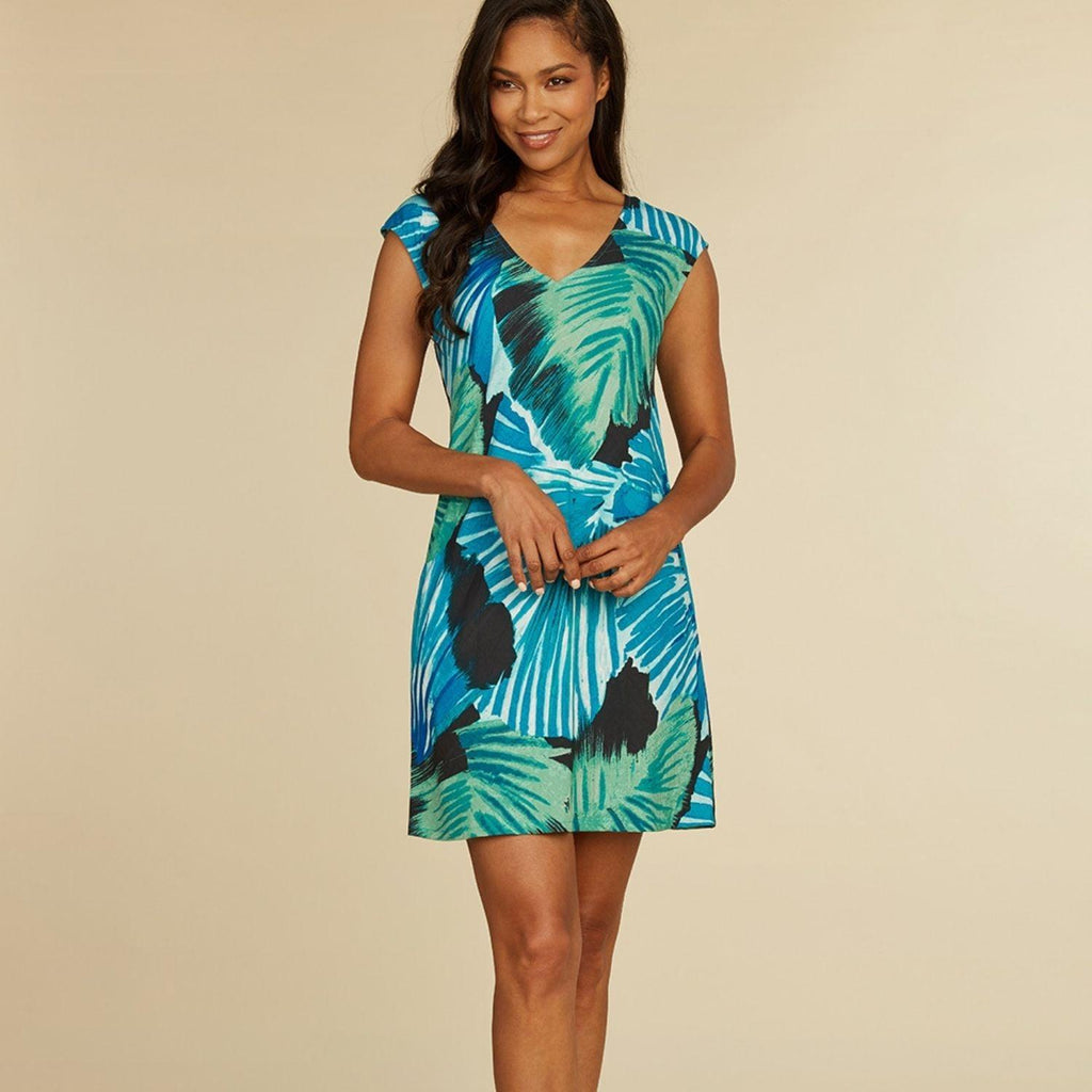 Sherry Dress - Palmier
