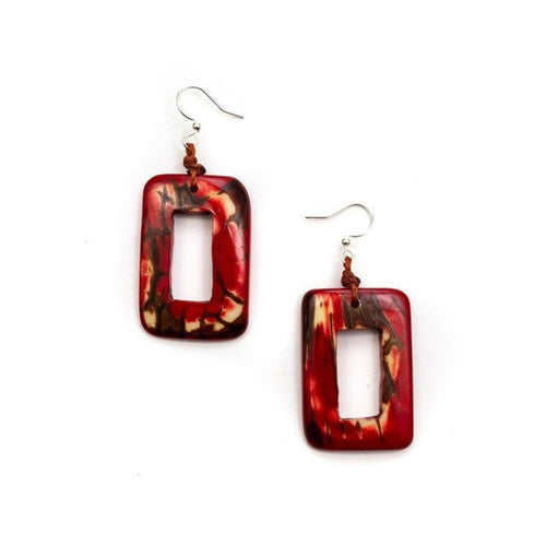 Tagua - Pichincha Earrings