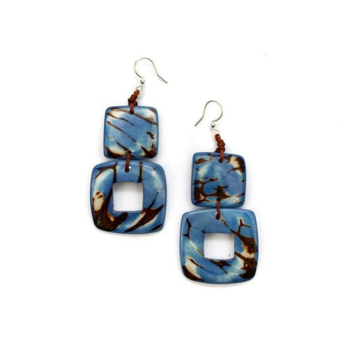 Tagua - Zamora Earrings