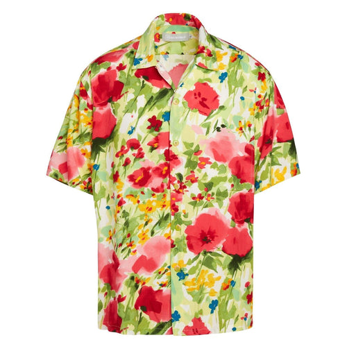 Men's Retro Shirt - Morning Glory