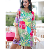 Harper Dress - Paradise - jamsworld.com