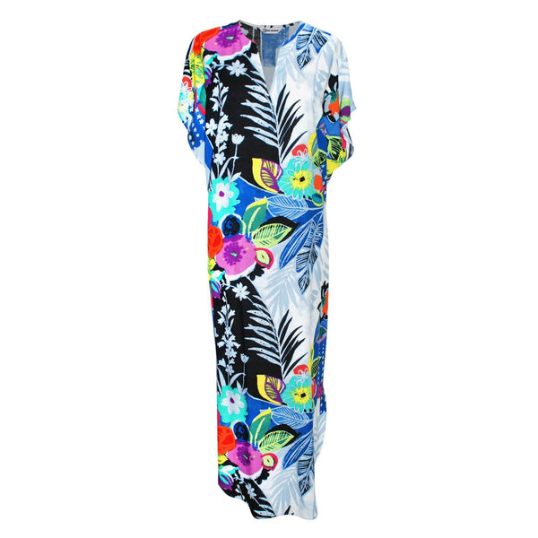 Casablanca Dress- Tropical Love - jamsworld.com