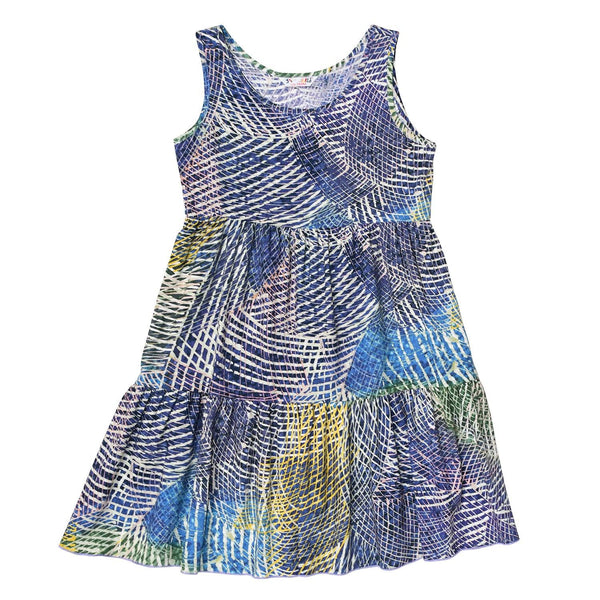 Girls' Janice Dress - Hibiki - jamsworld.com
