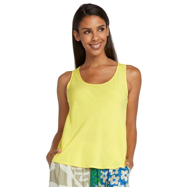 Solid Tank Top - Citrus - jamsworld.com