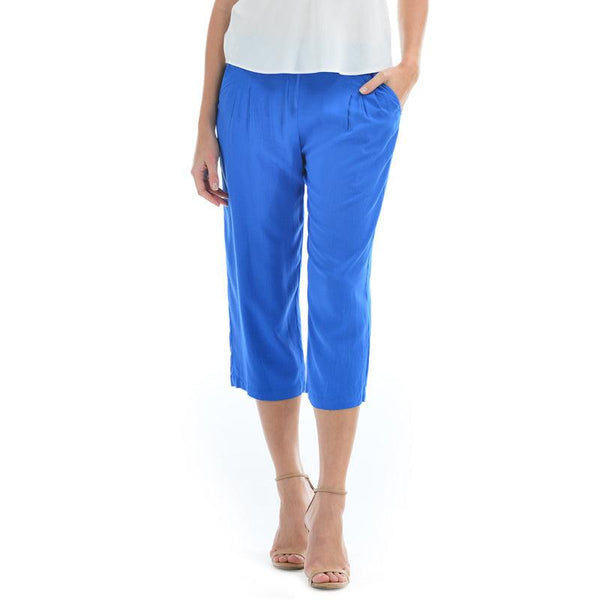 Solid Skinny Pant - Blueberry - jamsworld.com