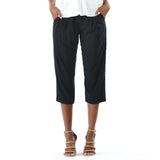 Solid Beach Pant - Black - jamsworld.com
