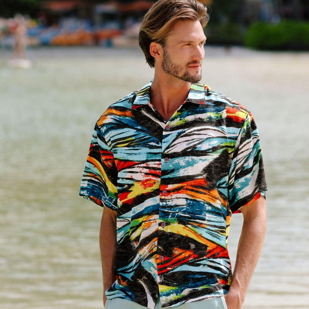 Men's Retro Shirt - Blackjack