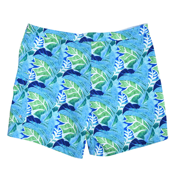 Women's Full Cut Boardshort - Blue Jay - jamsworld.com