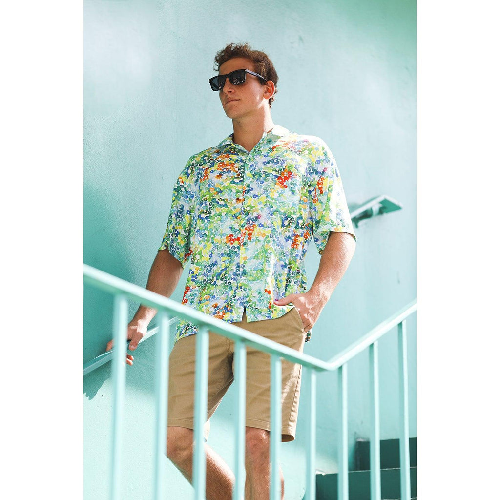 Men's Retro Shirt - Bevy - jamsworld.com