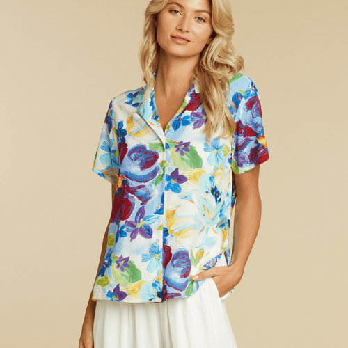 Print Top - Moonlight Bliss - jamsworld.com