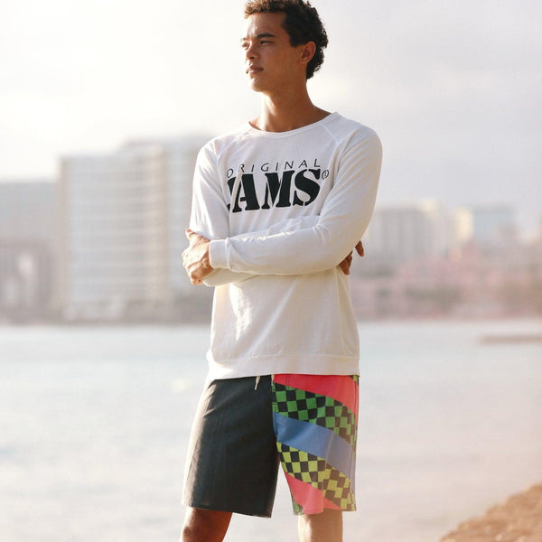Next Generation Boardshort - Jams Crash Checkmate - jamsworld.com
