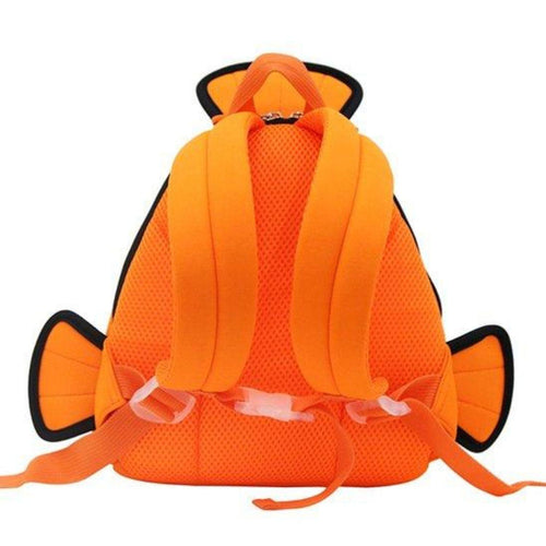 Nohoo Kids Backpack - Clown Fish