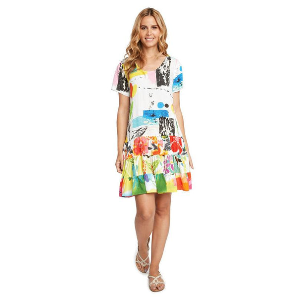 Hattie Dress - Tweet - jamsworld.com
