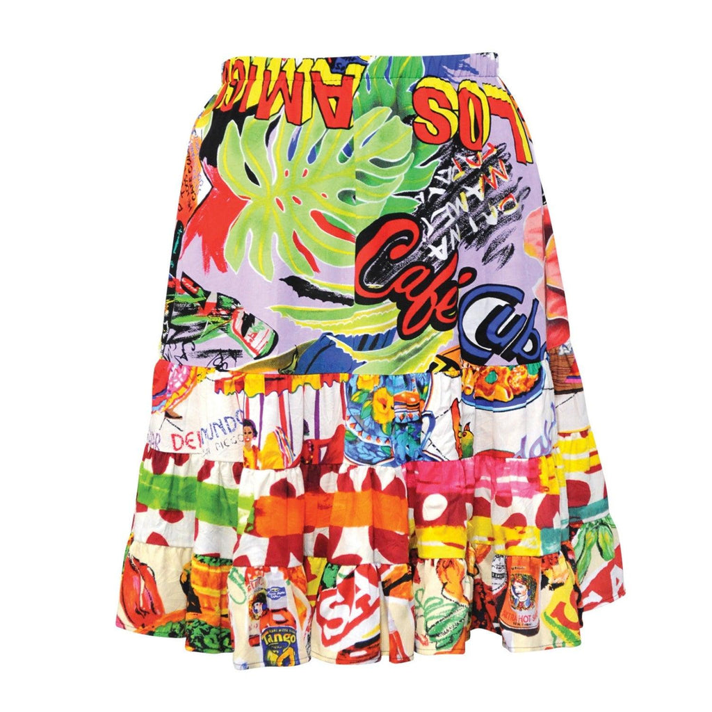 Hattie Skirt - Cafe Cubano - jamsworld.com