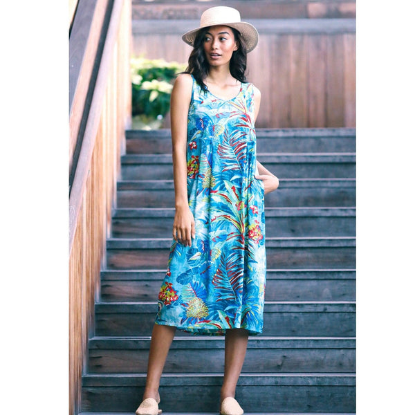 Janice Dress - Kamuela - jamsworld.com