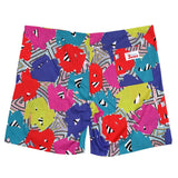 Men's Original Jams Short - Ornaments Purple - jamsworld.com