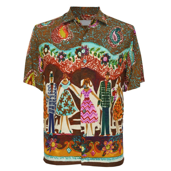 Men's Retro Shirt - Jitterbug