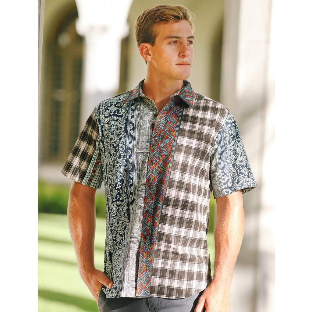 Men's Archival Collection Modern Fit Shirt - Antique - jamsworld.com