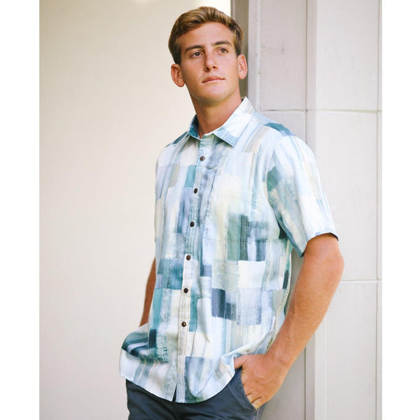 Men's Archival Collection Modern Fit Shirt - Aspen - jamsworld.com
