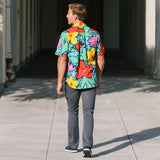 Men's Archival Collection Modern Fit Shirt - Nohea Iki - jamsworld.com