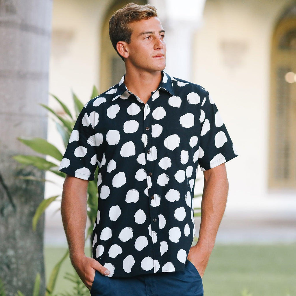 Men's Archival Collection Modern Fit Shirt - Pop-Polk - jamsworld.com