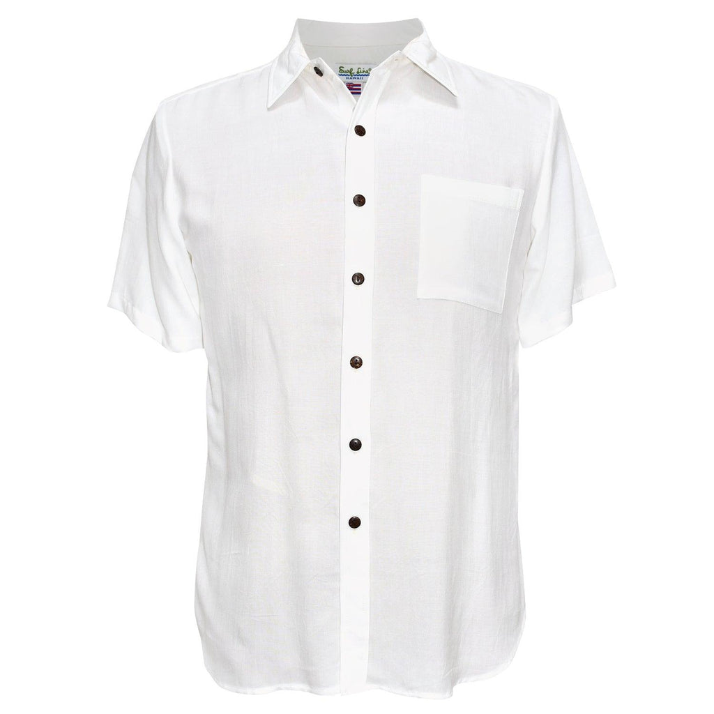 Men's Archival Collection Modern Fit Shirt - Ivory - jamsworld.com