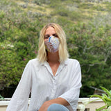 Jams World Face Mask - Sea Leaf - jamsworld.com