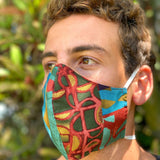 Jams World Face Mask - Patina - jamsworld.com