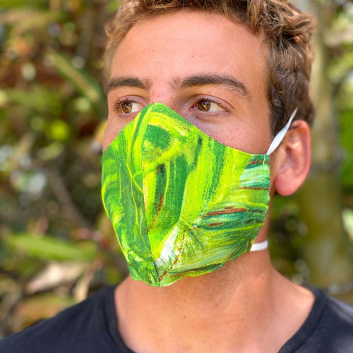 Jams World Face Mask - Wailua 10 Pack - jamsworld.com
