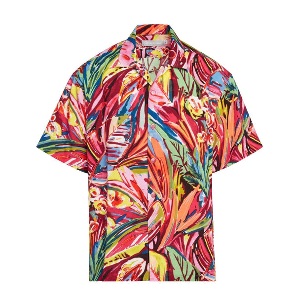 Men's Retro Shirt - Joy Fest - jamsworld.com