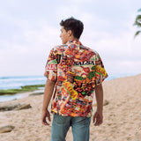 Men's Retro Shirt - Salsa - jamsworld.com