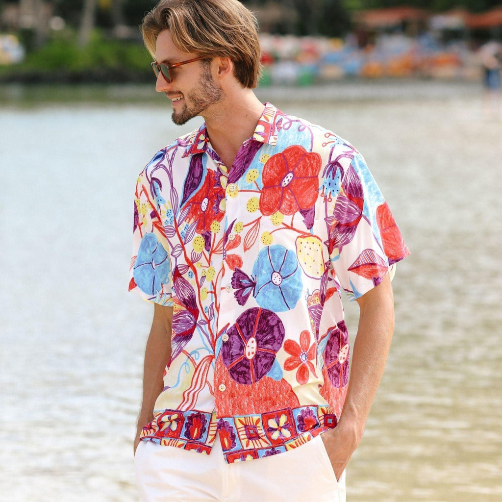 Men's Retro Shirt - Trinity