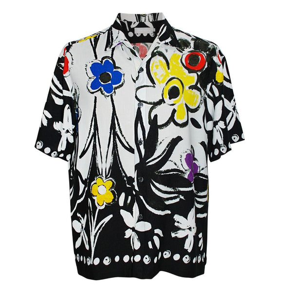 Men's Retro Shirt - Shadow Garden